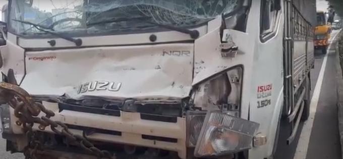 Tin tức tai nạn giao thông (TNGT) sáng 21/8: Tai nạn kinh hoàng tại ngã tư Lộc An, 2 người tử vong thương tâm