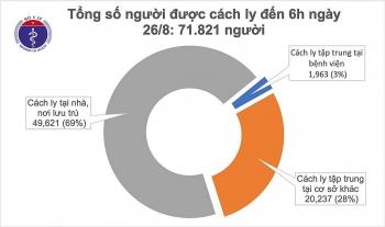 Việt Nam tạm thời không có ca mắc COVID-19 mới nhưng 15 bệnh nhân tiên lượng rất nặng