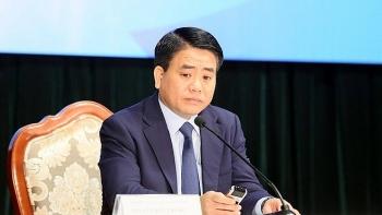 Bắt tạm giam Chủ tịch UBND Hà Nội Nguyễn Đức Chung