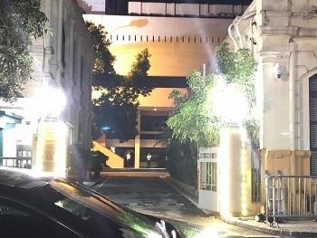Đang khám xét nơi ở và văn phòng làm việc của ông Nguyễn Đức Chung