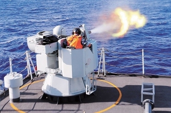 Trung Quốc mở thêm hai cuộc tập trận mới ở Bột Hải và Hoàng Hải