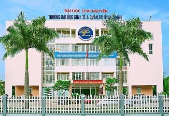 Điểm chuẩn Đại học Kinh tế và Quản trị kinh doanh Thái Nguyên năm 2020 (dự kiến)