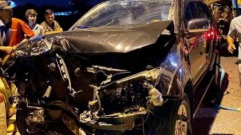 Tin tức tai nạn giao thông (TNGT) nóng nhất chiều 30/8: Ô tô lao xuống suối khi qua cầu Gió Bay, 3 người bị thương