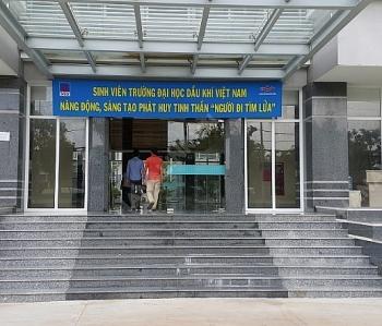 Điểm sàn Đại học Dầu Khí Việt Nam xét tuyển năm 2020