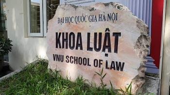 Điểm sàn Khoa Luật - Đại học Quốc gia Hà Nội xét tuyển năm 2020