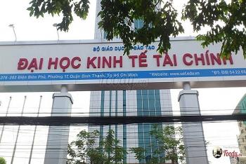 Điểm sàn Đại học Kinh tế - Tài chính TP HCM xét tuyển năm 2020