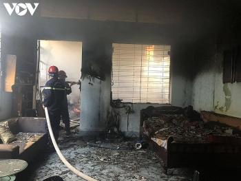 Tin tức thời sự 24h nóng nhất sáng 2/9: Gia chủ đốt vàng mã cúng Rằm tháng Bảy, căn nhà 2 tầng bị thiêu rụi