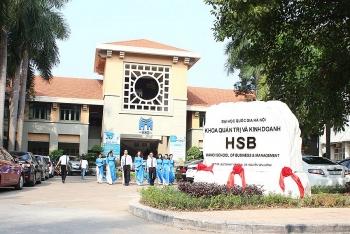 Điểm sàn Khoa Quản trị kinh doanh - Đại học Quốc gia Hà Nội xét tuyển năm 2020