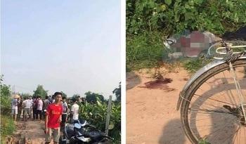 Tin tức pháp luật nóng nhất sáng 3/9: Nghi án chồng đâm vợ tử vong tại ruộng ngô rồi về nhà tự sát ở Hà Nội