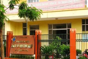 Điểm chuẩn Đại học Kinh tế - Kỹ thuật Công nghiệp xét học bạ năm 2020