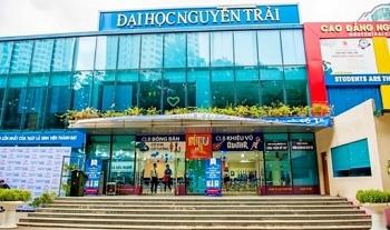 Điểm sàn Đại học Nguyễn Trãi năm 2020