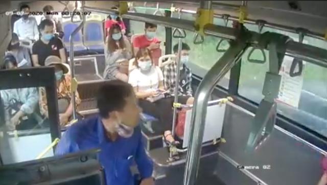Tin tức 24h trong ngày: Công ty xe buýt đề nghị công an xử lý người đàn ông