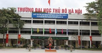 Điểm chuẩn Đại học Thủ đô Hà Nội năm 2020 xét học bạ đợt 2