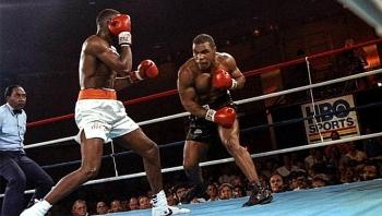 Video: Cú đấm trực diện như trời giáng tạo nên tên tuổi huyền thoại của Mike Tyson