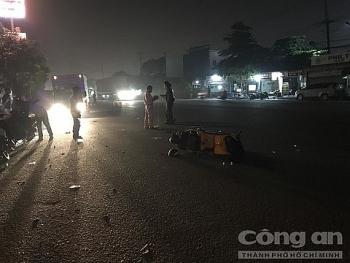Tai nạn giao thông sáng 14/9: Chạy xe máy về nhà lúc rạng sáng, người đàn ông tông vào đuôi xe bồn tử vong