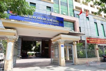 Điểm sàn Đại học Khoa học Xã hội và Nhân văn - Đại học Quốc gia TP HCM năm 2020 xét tuyển