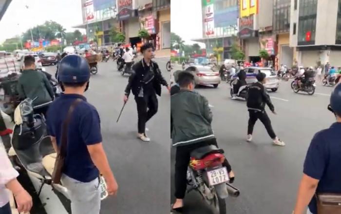 Thông tin pháp luật chiều 24/9: Tông vào phụ nữ mang thai, nhóm thanh niên cầm hung khí đập xe người đi đường