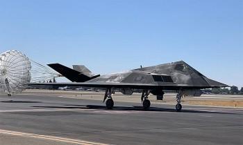 Không quân Hoa Kỳ đem F-117 làm mục tiêu để huấn luyện