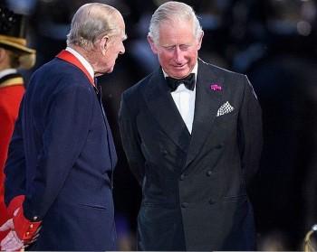 Hé lộ cuộc trò chuyện cuối cùng của Thái tử Charles với cố Hoàng thân Philip