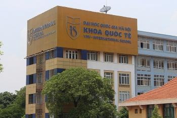 Học phí Khoa Quốc tế - Đại học Quốc gia Hà Nội năm 2020