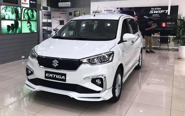 Cục Đăng kiểm yêu cầu Suzuki Việt Nam giải trình việc xe Ertiga liên tiếp gặp vấn đề