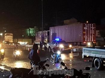 Tai nạn giao thông sáng 9/10: Truy tìm xe container cán chết 2 người trong đêm rồi bỏ chạy