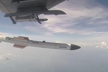 Video: Ấn Độ thử tên lửa chống bức xạ có khả năng 'đánh sập' hệ thống phòng không đối phương