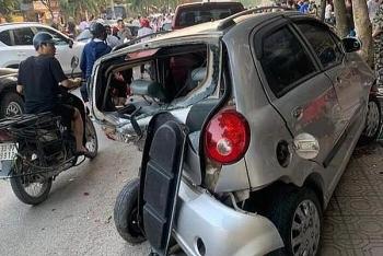 Tai nạn giao thông chiều 13/10: Thiếu gia 18 tuổi gây tai nạn liên hoàn, làm 1 người chết