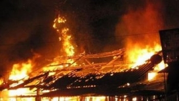 Thông tin pháp luật sáng 18/10: Vợ đốt nhà định giết chồng rồi tự sát