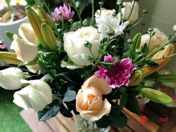 Tặng quà 20/10 cho mẹ bằng hoa tươi, bạn cần nắm rõ ý nghĩa của một số loài hoa dưới đây