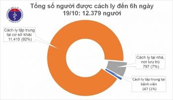Tình hình COVID-19 hôm nay: Việt Nam đã bước sang ngày thứ 47 không có ca mắc mới trong cộng đồng