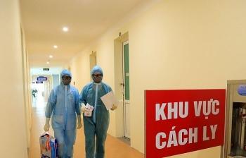Tình hình COVID-19 trong ngày: Thêm một ca nhiễm mới trở về từ Angola
