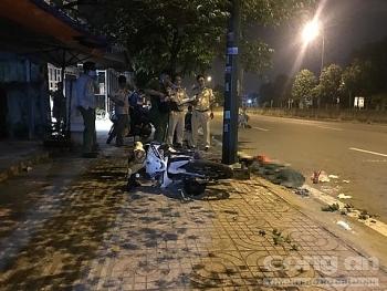 Tai nạn giao thông sáng 8/11: Xe máy lao lên vỉa hè tông cột đèn ở Sài Gòn, nhân viên ngân hàng tử vong