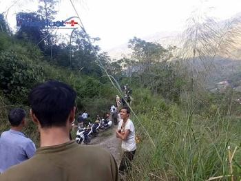 Xe ô tô lao xuống vực sâu ở Hà Giang, 7 người thương vong