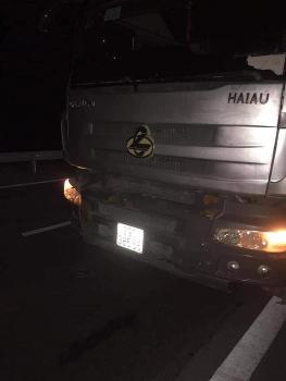 Tai nạn giao thông sáng 13/11: Đi bộ trên cao tốc trong đêm, người đàn ông bị xe container cán nát 2 chân