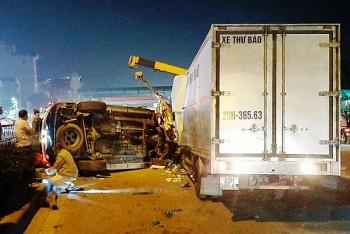 Tai nạn giao thông sáng 14/11: Tạm giữ 4 thanh niên truy đuổi nhau gây TNGT chết người