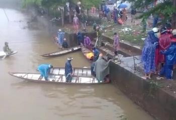 Tai nạn giao thông chiều 28/11: Chạy xe máy lao thẳng xuống sông Đâu Giang, nam thanh niên tử vong