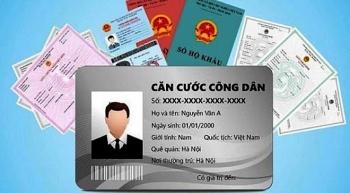 Dự kiến phát hành thẻ căn cước công dân mẫu mới trong tháng 1/2021