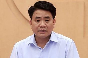 Xét xử kín cựu Chủ tịch Hà Nội Nguyễn Đức Chung và 3 bị cáo, 7 luật sư sẽ tham gia bào chữa