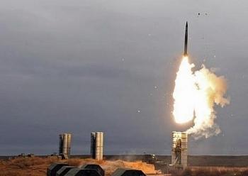 Video: 'Rồng lửa' S-400 của Nga tấn công diệt thành công mục tiêu ở độ cao 15 km