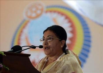 7 bộ trưởng Nepal đồng loạt từ chức sau khi quốc hội giải tán