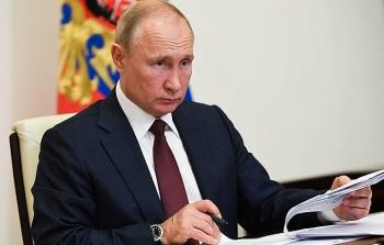 Tổng thống Putin chính thức thông qua thành phần nhân sự Hội đồng Nhà nước