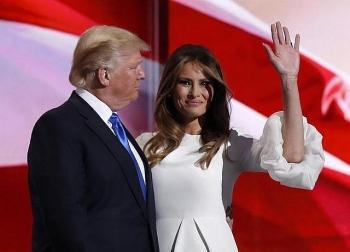 Ông Trump 'đá xoáy' các tạp chí thời trang Mỹ không mời Đệ nhất phu nhân Melania lên trang bìa