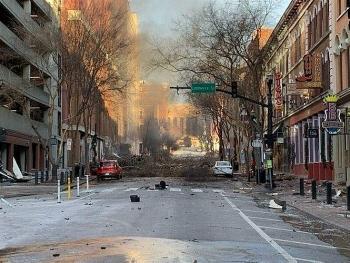Mỹ xác nhận danh tính nghi can đánh bom đêm Giáng sinh đã tử vong