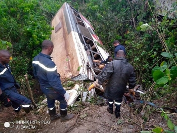 Cameroon: Tai nạn xe khách khiến ít nhất 37 người chết, 18 người bị thương