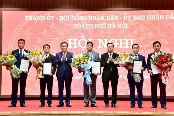 Nhiệm vụ của 6 Phó chủ tịch UBND thành phố Hà Nội vừa được phân công là gì?