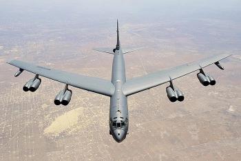 Vì sao Mỹ điều hai máy bay B-52H đến Trung Đông?