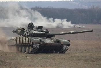 93 cỗ tăng và loạt xe bọc thép của Ukraine 'biến mất' bí ẩn bỗng được tìm thấy đầy bất ngờ