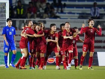 ĐT nữ Việt Nam hội quân chuẩn bị chinh phục vé dự VCK Asian Cup nữ 2022