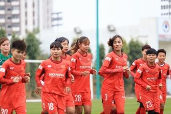 Tuyển nữ Việt Nam trẻ hoá đội hình để bảo vệ chức vô địch SEA Games